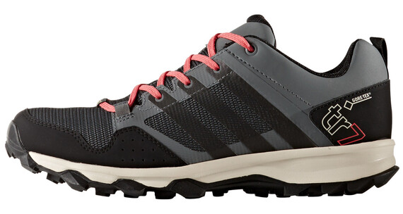 adidas Kanadia 7 Trail GTX Shoes Women vistagreys15/coreblack/superblushs16